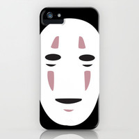 Spirited Away No Face iPhone Case by JAGraphic | Society6