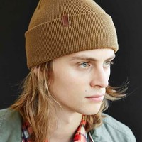 Brixton X UO Amigo Beanie- Brown One