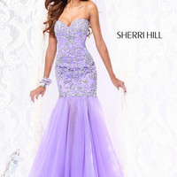 Purple Pageant Dress Mermaid Girl Cocktail Skirt Party Prom Gown Evening Dress