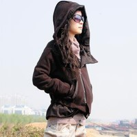 short overcoat by yuan123 on Etsy