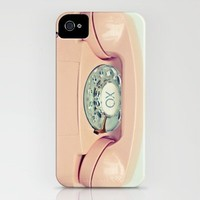 Party Line iPhone Case by Simplyhue   Society6