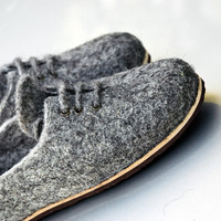 Handmade cork andTeflon or cork and rubber soles for my by ing00te