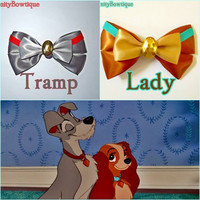 Lady and the Tramp Value Bow Set
