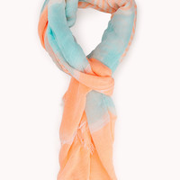 Pastel Dream Multi-Striped Scarf