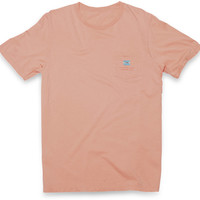 Dusty Pink Pocket Tee | TOMS