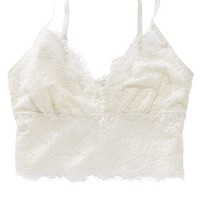 Aerie Women's Romantic Lace Bralette