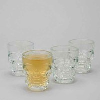 Skull Shots - Set of 4 - Assorted One
