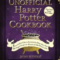 The Unofficial Harry Potter Cookbook: From Cauldron Cakes to Knickerbocker Glory--More Than 150 Magical Recipes for Muggles and Wizards (Unofficial Cookbook)
