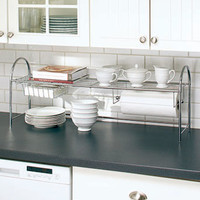 Over-the-Sink Kitchen Organizers