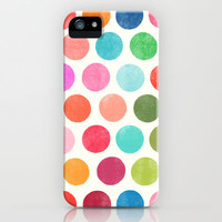 Colorplay 5 iPhone Case by Garima Dhawan   Society6
