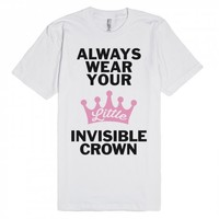 (Little) Always Wear Your Invisible Crown
