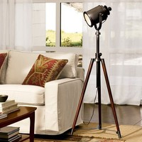 Photgraphers Tripod Floor Lamp