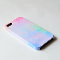 Pastel iphone 5 case  sweet iPhone case  cute by IsolateCase