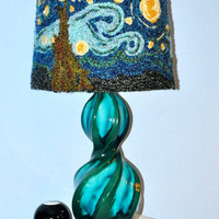 Starry Night Lamp Shade Van Gogh Lamp Shade