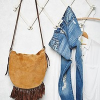 Free People Womens Melbourne Messenger