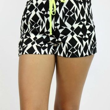 Which Way Shorts | Dani Collection