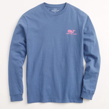 Long-Sleeve Whale Buggy T-Shirt