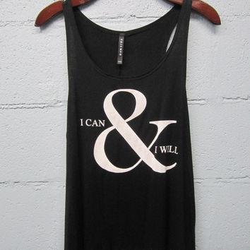 ***New Arrival*** I Can Tank Black
