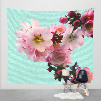 Cheery! Wall Tapestry by DuckyB (Brandi)