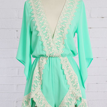 South Beach Romper