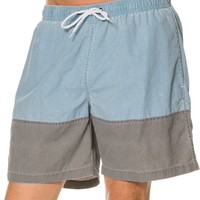 TRUKS SURF & SWIM CO PIGMENT PRINT BOARDSHORTS