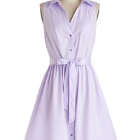 Grape Ice Dress