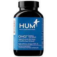Hum Nutrition OMG!™ Omega The Great (60 Softgels)