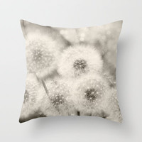 Believe in Magic Throw Pillow by Chickens In The Trees | Society6