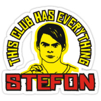 """Stefon """"from S.N.L."""" by BUB THE ZOMBIE"""
