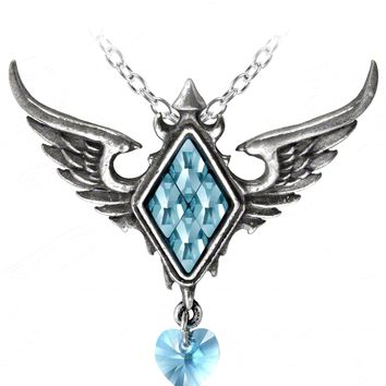 """""""Ice Queen"""" Pendant by Alchemy of England"""