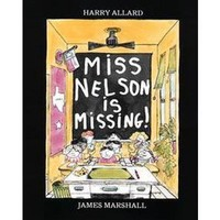 Miss Nelson Is Missing! (Reissue) (Paperback)