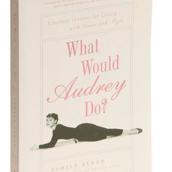 Penguin Books Best Seller What Would Audrey Do? Book