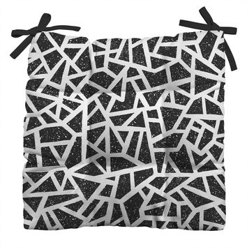 Nick Nelson Frenetic Outdoor Seat Cushion