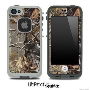 Real Camouflage Skin for the iPhone 4/4s or 5 by TheSkinDudes