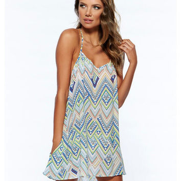 L*Space Antigua Tunic Swimsuit Cover Up