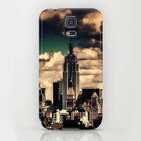 Apple iPhone 5 iPhone 5s iPhone 5c iPhone 4 iPhone 4s iPhone 3gs Samsung Galaxy S5 Galaxy S4. iPod case. Vintage NYC, New York Phone Case