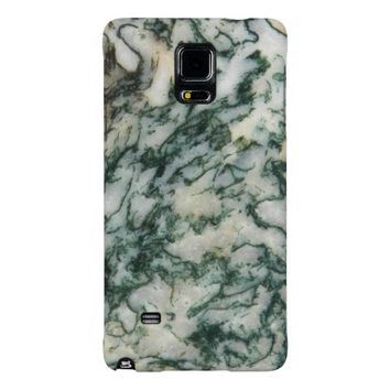 Green Tree Agate Galaxy Note 4 Case