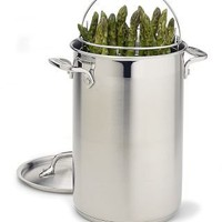 All-Clad Stainless Steel Asparagus Pot | Williams-Sonoma