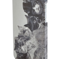 ModCloth Travel Meow-nt Rushmore iPhone 5, 5s Case