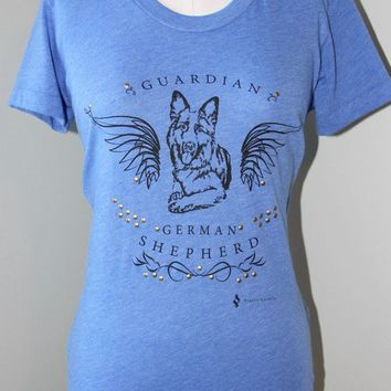 Ready To Ship Sale German Shepherd Art Design Women's by ShopRIC