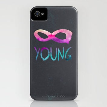 Forever Young II iPhone Case by Jacqueline Maldonado | Society6