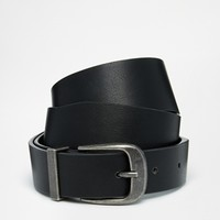 ASOS Waist And Hip Belt With Pug Tipped Detail