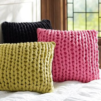 Braided Pillow Covers