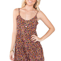 Over The Fields Floral Dress