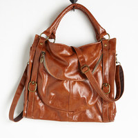 ModCloth Travel Searching for Sea Glass Bag in Brown