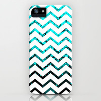 Blendeds VII Chevron iPhone & iPod Case by Rain Carnival