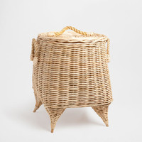 BASKET WITH FEET - This week - New Arrivals | Zara Home United States