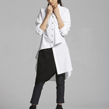 Auxiliary Shirt - White – Taylor