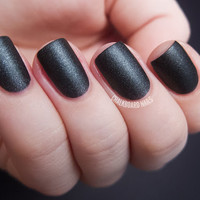 Moonlight Bay Matte Nail Polish from Life's a Beach Collection