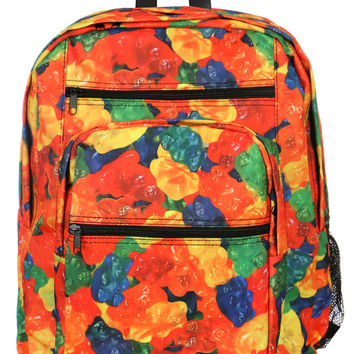 GUMMY BEAR BACKPACK